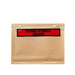 3M - PLE-T3 - 3M PLE-T3 Top Print Packing List Envelope 7 in x 5 1-2 in