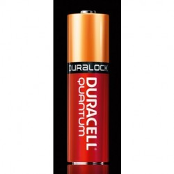 Duracell - QU2400BZ - Duracell QU2400BZ Quantum Heavy Duty AAA Alkakine Batteries with Dura