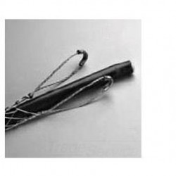 Cooper Wiring Devices - SGDL350 - Cooper Wiring Devices SGDL350 Supp Grip Stnd Lace Dble Eye 3.50-3.99