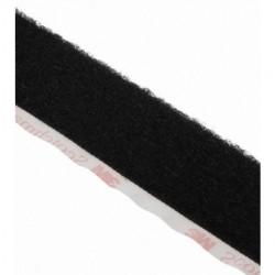 """3M - SJ3527N-2""""X50YD-BLACK - 3M SJ-3527N(BLACK)2 Loop, Pressure Sensitive Backing 2 x 50 yards"""