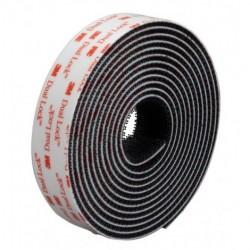 3M - SJ3552 - 3M SJ-3552 Dual Lock Reclosable Fastener 1 x 50 Yards Black