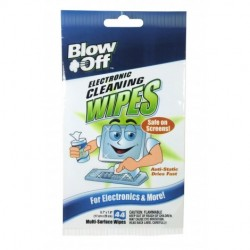 Max Pro - WPB44-2644 - Blow Off WPB44-2644 Electronic Cleaning Wipe - 44-Count Resealable Bag