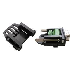 BTX Technologies - MX915HH - Maxblox Half-Hood for CD-MX Connectors