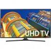 Samsung - UN43KU6300F - 43LED Flat ULTRA HDTV, 4k, , Smart TV w/WiF
