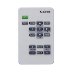 Canon - 0029C001 - Canon Remote Control: LV-RC08 - For Projector - 26 ft Wireless
