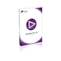 Grass Valley - 607123 - EDIUS Pro 8 (Educational, Boxed)