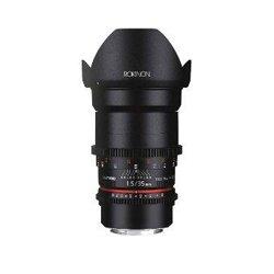 Jvc - Cine-ds35-mft - Rokinon Ds 35mm T1.5 Cine Lens For Mft