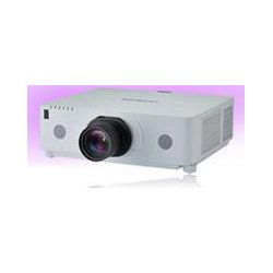 Hitachi - CPX8800W - Hitachi LCD Projector - Front - XGA - 8000 lm - HDMI
