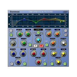 Sonnox - NATREQG5 - EQ Native