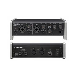 Tascam / TEAC - US-2X2 - 2x2 channel USB Audio Interface