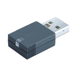 Hitachi - USBWL11N - Hitachi Peripheral Plus USBWL11N IEEE 802.11b/g - Wi-Fi Adapter for Projector - USB - 54 Mbit/s - 2.40 GHz ISM - External