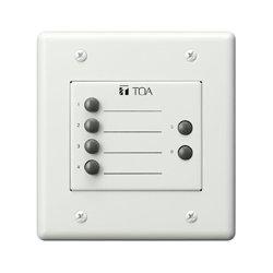 TOA Electronics - ZM-9003 - TOA ZM-9003 Audio Control Device