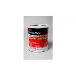 3M - 021200-19927 - 3m Rubber & Gasket Adhesive 1300l Yel. 1 Qt
