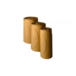 3M - 60455050827 - Stikit Gold Film Disc Roll, 6 inch, P120 grit