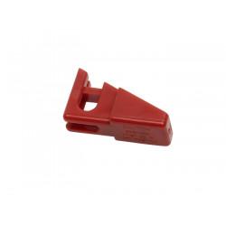 Brady - BL04 - Brady Prinzing Red Polycarbonate Circuit Breaker Lockout Device 45308 - 1.12 in Width - 754476-45308