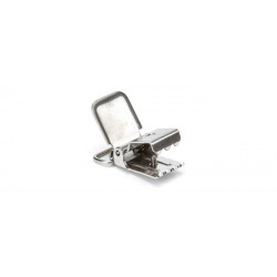 Honeywell - GA-AG-2 - Honeywell Stainless Steel Alligator Clip For GasAlert Series Multi-Gas Detector With Screws, ( Each )