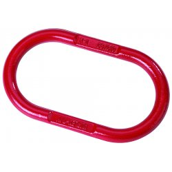"""Acco Chain - 5983-50002 - 3/4""""x3""""x6"""" Grade 100 Master Link"""