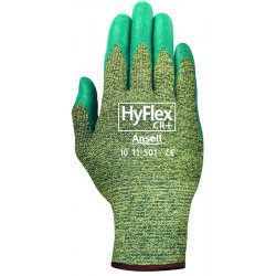 Ansell-Edmont - 11501-9 - HyFlex? Cut Resistant Foam Nitrile Coated Gloves