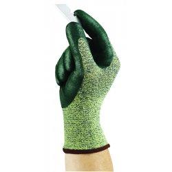 Ansell-Edmont - 11-511-8 - Hyflex 11-511 Grn Kevlarln W/ Blk Nit Foam Sz8