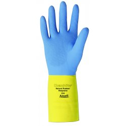Chemipro Flocklined Latex Gloves