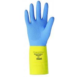 Ansell-Edmont - 224-8 - 192243 8 Chemi-pro Hvy Dty Neoprene/nat Latex