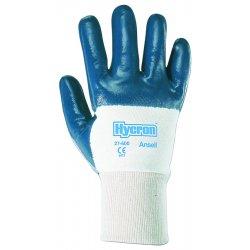 Ansell-Edmont - 27600-8 - Hycron 27-600-heavy Dutynitrile Palm Coat Sz 8