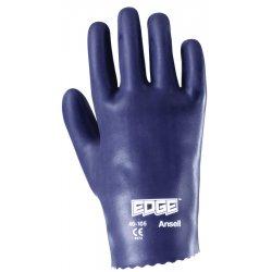 Ansell-Edmont - 40-105-07 - Edge 40-105 Orig Nitrilefoam Knit Lined Sz 7