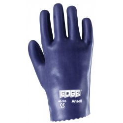 Ansell-Edmont - 40-105-10 - Edge Original Nitrile Foam Knit Lined