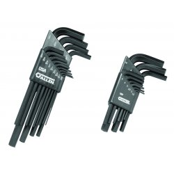 Allen Tool - 56009 - 22-pc Long Arm Hex Key Set W/holder