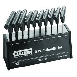 Allen Tool - 56112 - 619l Hex Key Set
