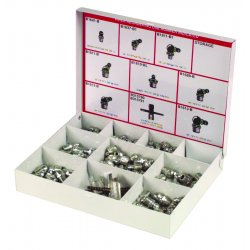 Alemite - 2364-1 - 2364-1 All Purpose Fitting Assortment