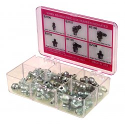 Alemite - 2371 - 2371 Metric Fitting Assortment