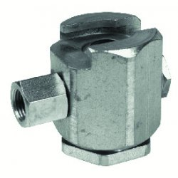 Alemite - 304300-A - 304300-A Giant Pull On Button Head Coupler