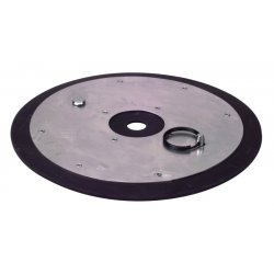 Alemite - 337665 - Follower Plate W/flexibl, Ea