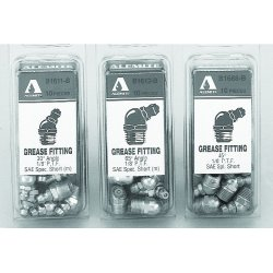 Alemite - B1612-B - Packaged Hydraulic Fittings (Pack of 10)