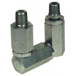 Alemite - B331107 - Z-type Swivel, Ea
