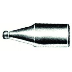 "Alemite - Z737 - 1/8""nptf(f) Standard Coupler Nozzle F/standard, Ea"