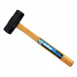 "Jackson Professional Tools - 1197500 - 6 Lb Dbl Face Sledge Hammer 16"" Hickory Handle"