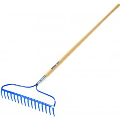 Jackson Professional Tools - 1886300 - Seal-Cted Wood Bow Rake, 3-1/4 In.Tines