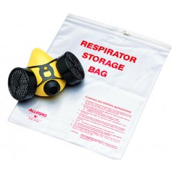 Allegro - 2000 - Allegro 2000 Reusable Respirator Storage Bag, 12' x 15'; 1/Pk