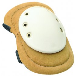 Allegro - 6991-01Q - Knee Pad Welding 1 Size Leather Brown 2 Pkg Qty Allegro, Pr