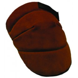 Allegro - 6991 - Knee Pad Heavy Duty 1 Size Leather Foam Brown 2 Pkg Qty Allegro, Pr