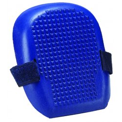 Allegro - 7101 - Hard Shell 1-Strap Knee Pads, Blue