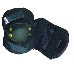 Alta - 53010 - Flex Industrial Elbow Pads One Size Bl, Pr