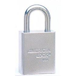 American Lock - A7200KD - 7 Pin Tubular Cylinder Padlock Keyed Diffe