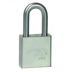 American Lock - A7301KD - Tubular Cylinder Padlockkeyed Different 2