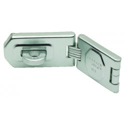 American Lock - A875 - American Lock Silver Hardened Steel General Security Hasp