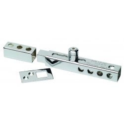 American Lock - A895 - American Lock Chrome Hardened Steel General Security Hasp