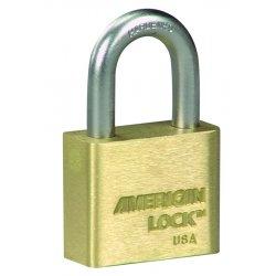 American Lock - L51KD - Brass Bodied Padlocks (Blade Cylinder) (Each)