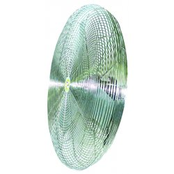 Airmaster - 37209 - Airmaster Assembled Fan Head - 24 Diameter - 3 Speed - Steel Blade